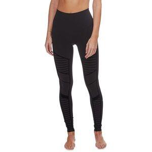 Alo Yoga Moto Legging High Rise Black S